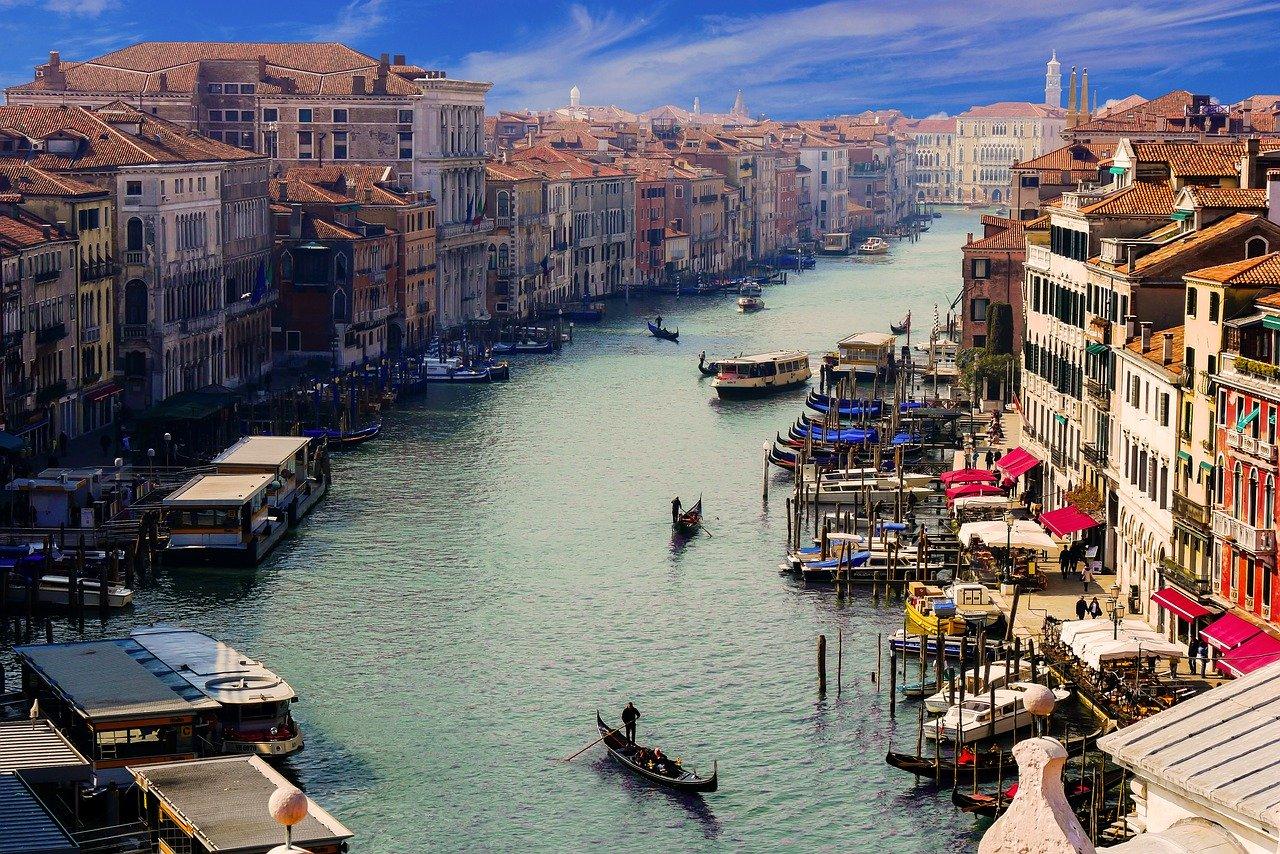 Venezia e Barch-In