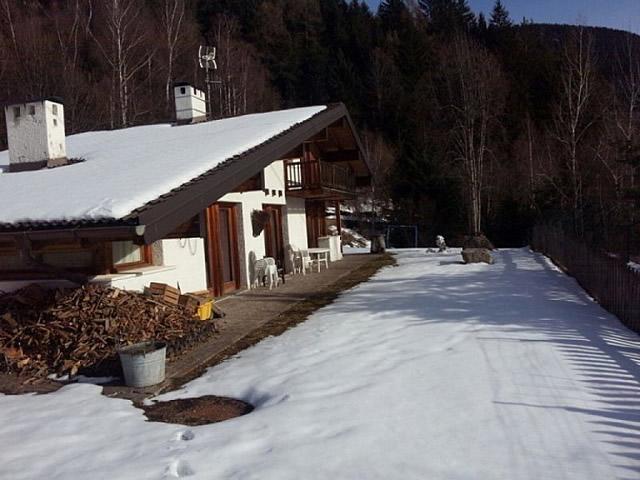 Chalet Trentino festività natalizie