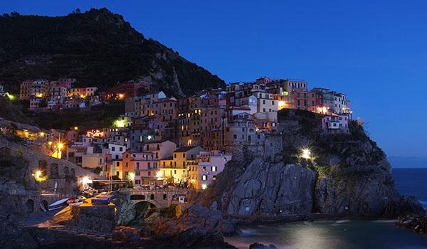 Capodanno alle Cinque Terre, per le vie del marmo e del lardo di Colonnata