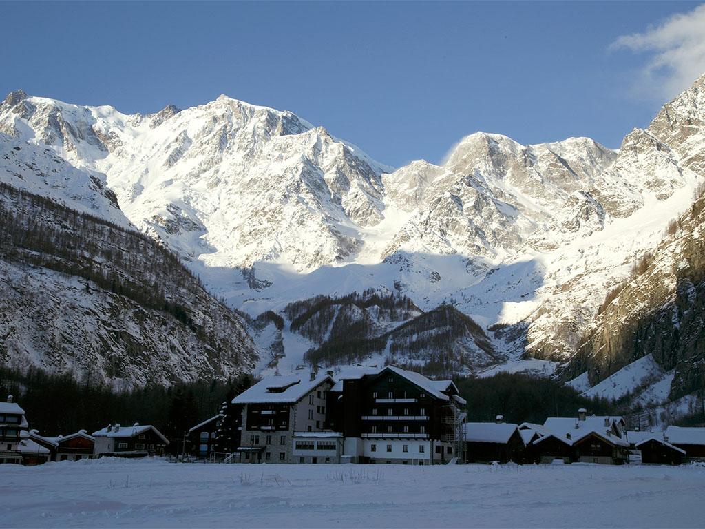Casa alpina a Macugnaga rif.449