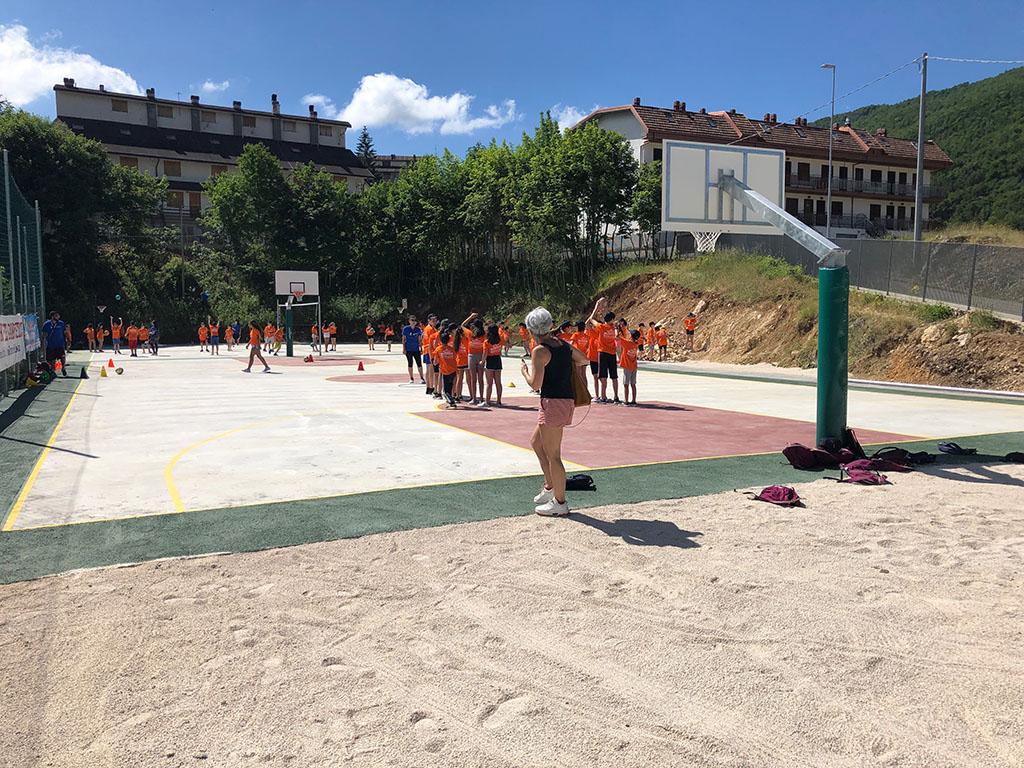 Campi estivi, ritiri sportivi e vacanze di gruppo in Abruzzo