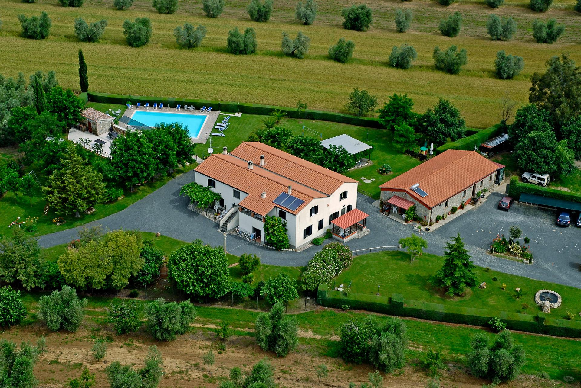 Agriturismo in Toscana (GR) rif 1189