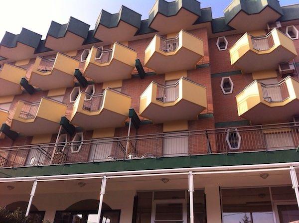 Hotel *** a Rimini rif 558