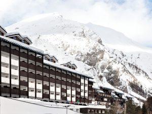 Hotel e residence a La Thuile rif. 1203