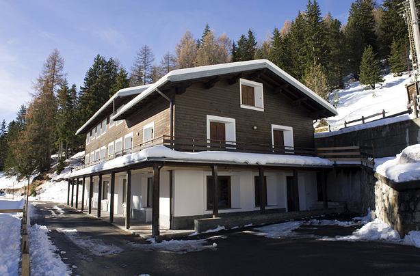 Casa  vacanze in Alta Valtellina rif 1190