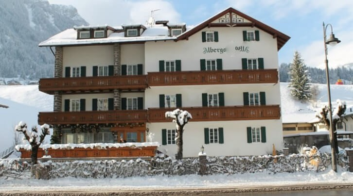 Hotel a Moena in Val di Fassa (TN) rif 145
