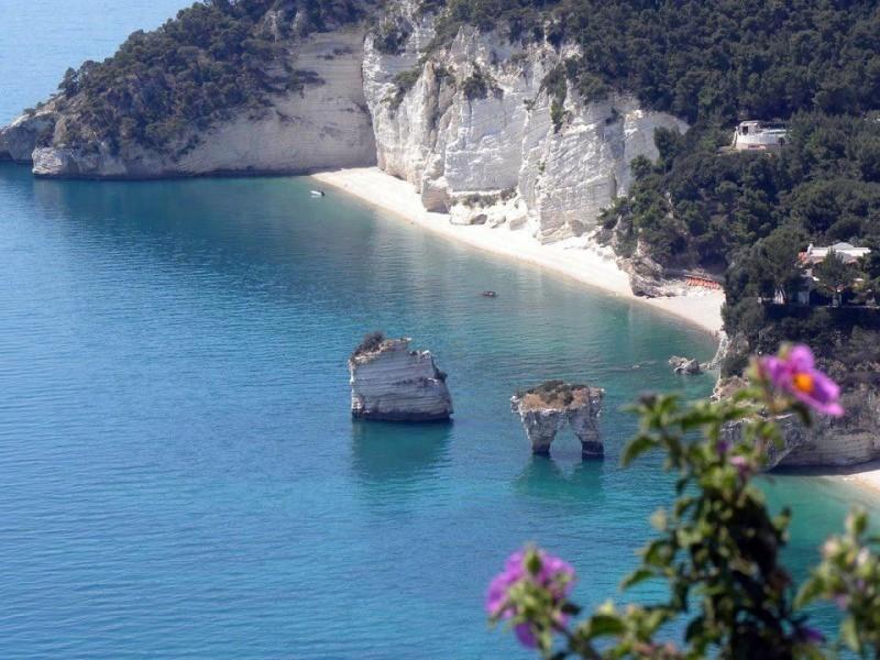 Villaggio a Vieste – Puglia rif 1198