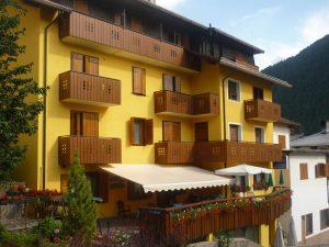 Hotel 3 stelle a Auronzo di Cadore rif. 1214