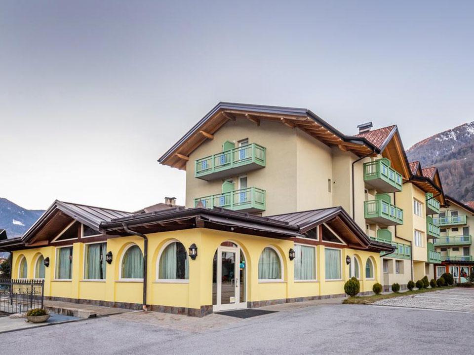 Hotel per gruppi in val di Sole