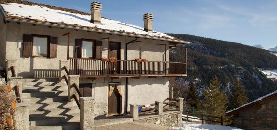 Disponibile casa in autogestione nella Valle di Saint Barthelemy!