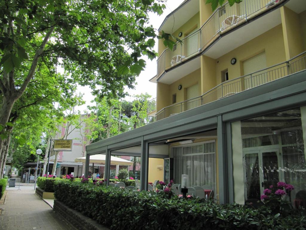 Hotel*** a Cesenatico rif 216