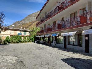 Hotel sulle Alpi Marittime per ritiri di calcio Rif 1306