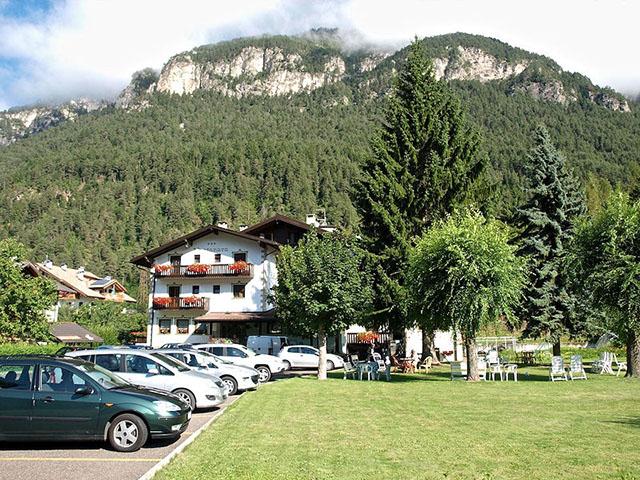 Hotel in Val di Fiemme rif. 1038